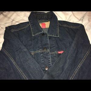 Mossimo Jean Jacket Size Medium